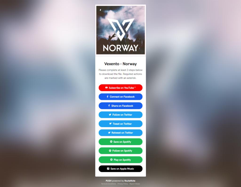 Norway Fan Link gif
