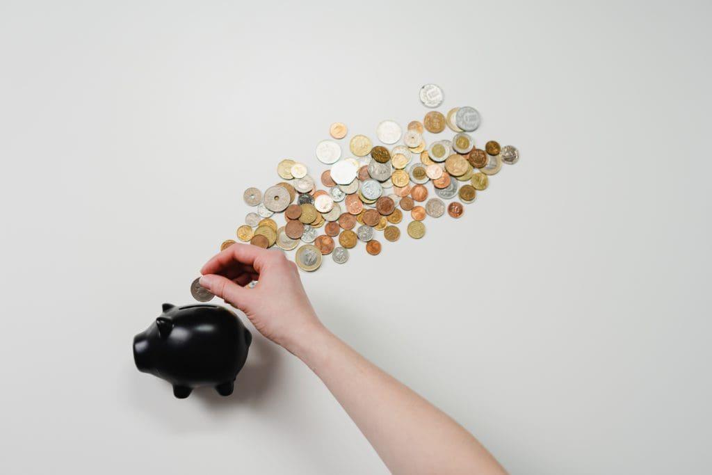 Pexels piggy bank image