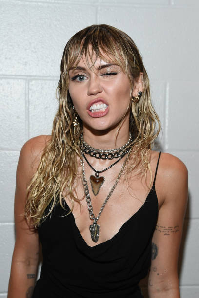 Image of Miley Cyrus via Getty Images