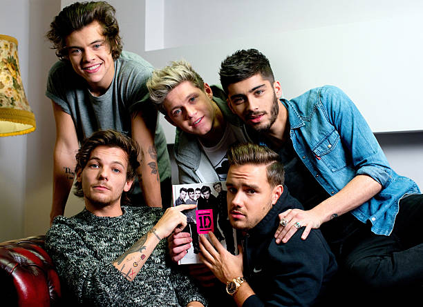 One Direction photo via Getty Images