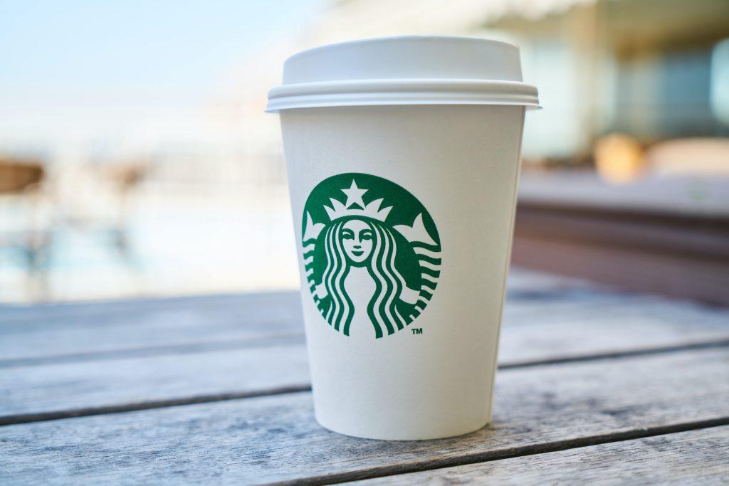 Starbucks cup - image by Engin Akyurt via Pexels